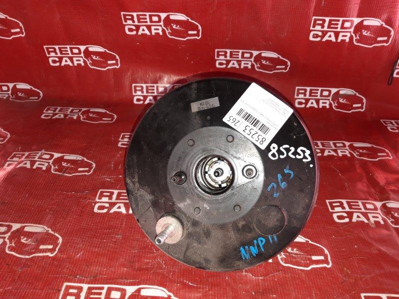 Вакуумник Toyota Porte NNP11-5016639 1NZ-C636436 2007 (б/у)