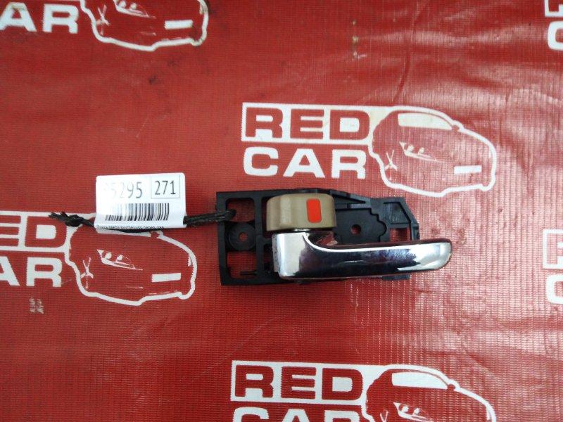 Ручка двери внутренняя Toyota Gaia SXM15-7025269 3S-7993135 2002 передняя левая (б/у)