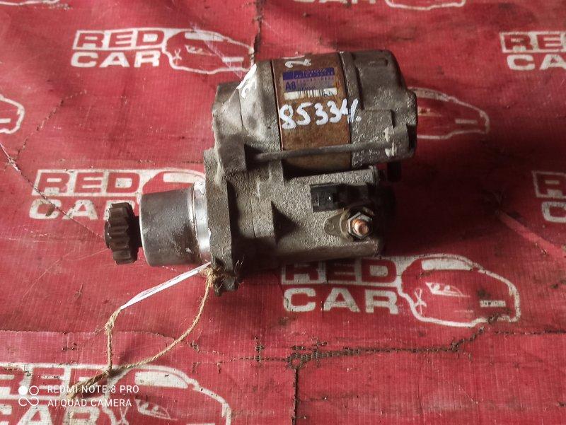 Стартер Toyota Caldina ST215-3033802 3S-7642783 1998 (б/у)