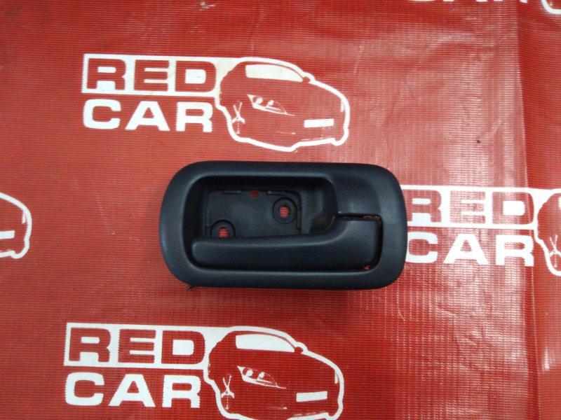 Ручка двери внутренняя Honda Civic EU1-1026790 D15B-3637907 2001 передняя правая (б/у)