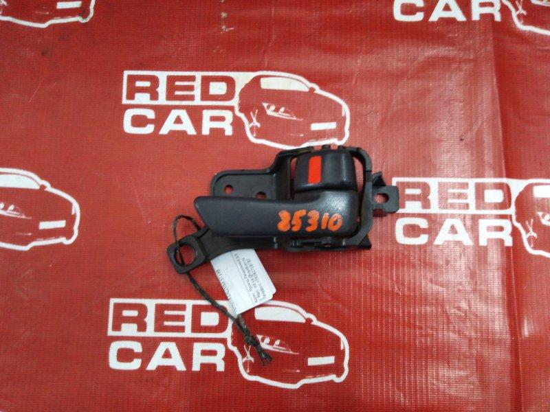 Ручка двери внутренняя Toyota Caldina ST198 передняя правая (б/у)