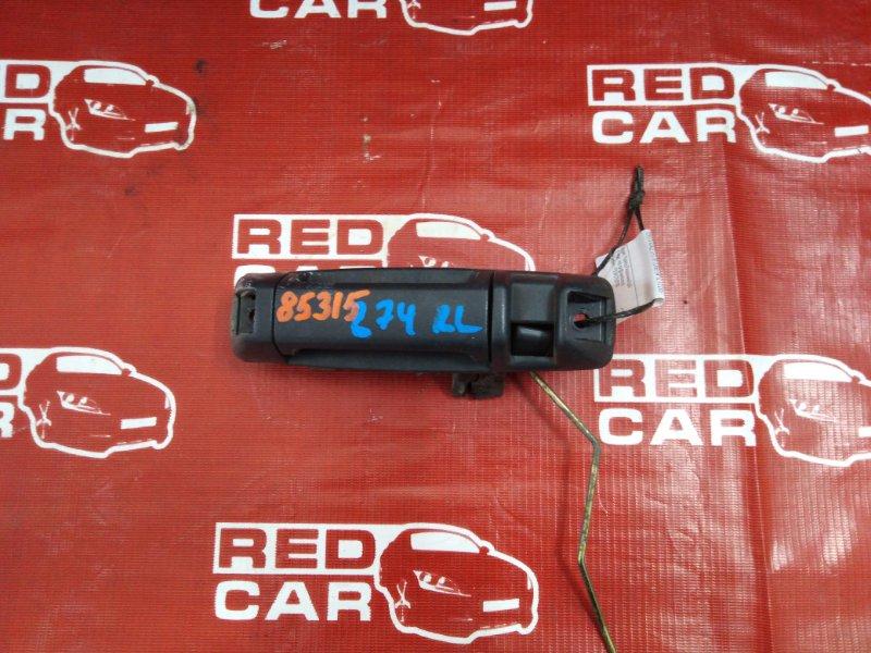 Ручка двери внутренняя Toyota Hiace LH178-1006534 5L-5118674 2001 задняя левая (б/у)
