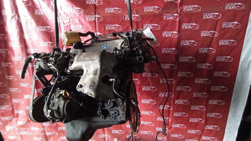 Двигатель Toyota Caldina ST215-3033802 3S-7642783 1998 (б/у)