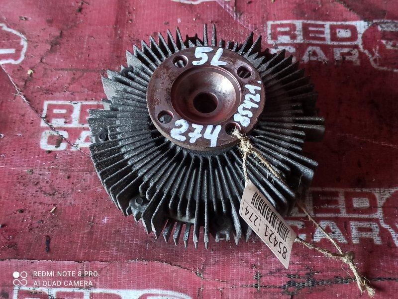 Вискомуфта Toyota Hiace LH178-1006534 5L-5118674 2001 (б/у)