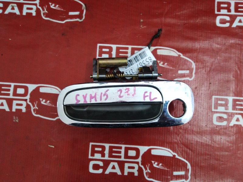 Ручка двери внешняя Toyota Gaia SXM15-7025269 3S-7993135 2002 передняя левая (б/у)