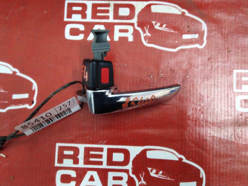 Ручка двери внутренняя Mazda Axela BK5P-335187 ZY-538044 2000 передняя левая (б/у)