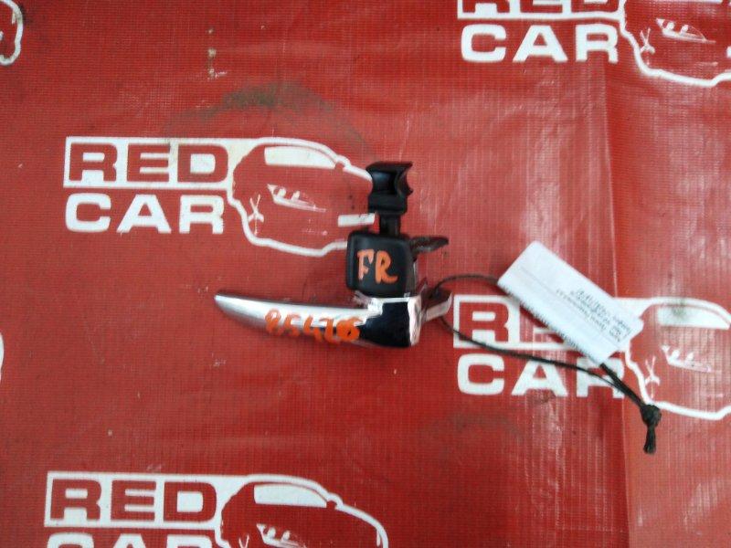 Ручка двери внутренняя Mazda Axela BK5P-335187 ZY-538044 2000 передняя правая (б/у)
