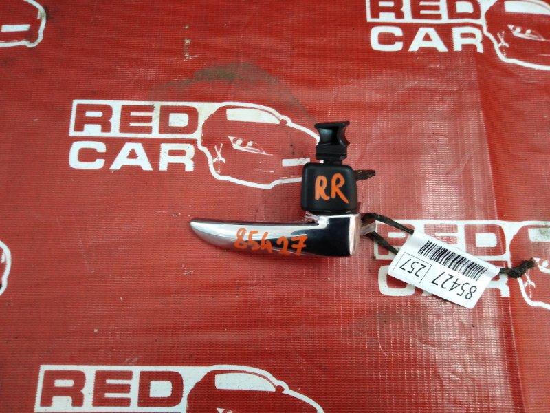 Ручка двери внутренняя Mazda Axela BK5P-335187 ZY-538044 2000 задняя правая (б/у)