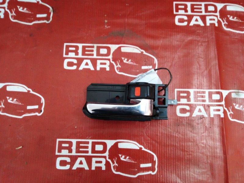 Ручка двери внутренняя Toyota Corolla Runx ZZE124-0020190 1ZZ-2428159 2005 передняя правая (б/у)