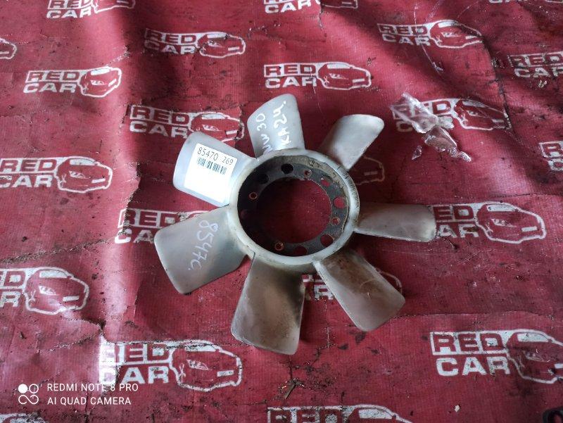 Вентилятор Nissan Largo NW30-007284 KA24-687868W 1994 (б/у)