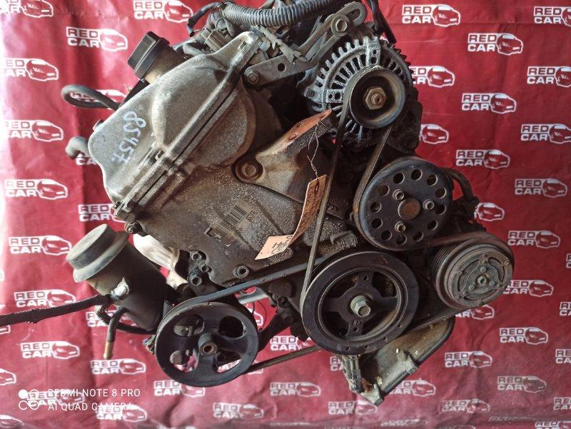Двигатель Toyota Funcargo NCP20-0200341 2NZ-1919466 2001 (б/у)