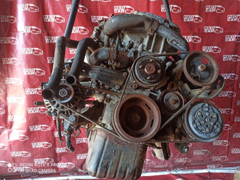 Двигатель Nissan Largo NW30-007284 KA24-687868W 1994 (б/у)