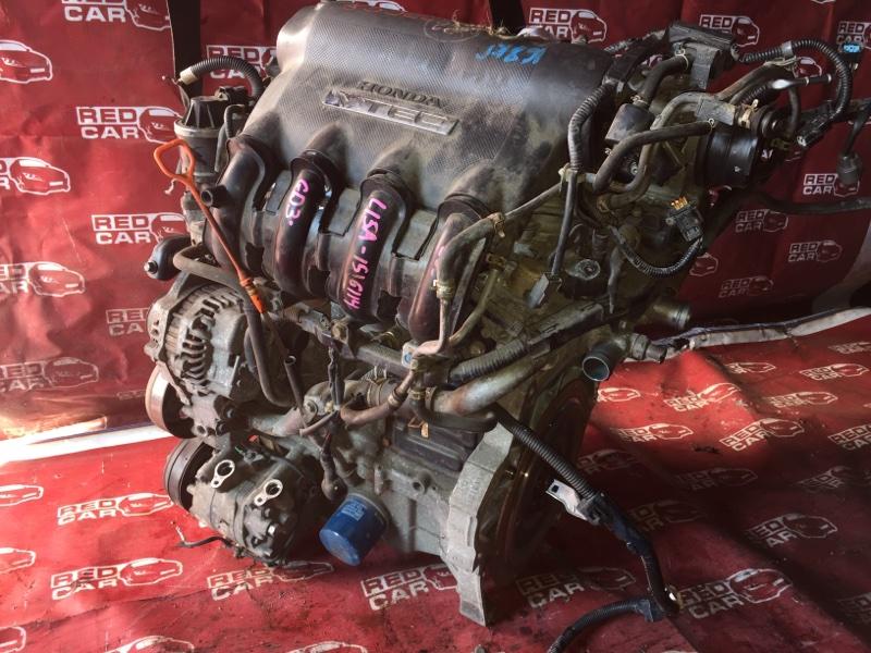 Двигатель Honda Fit GD3-2013834 L15A-1516114 2007 (б/у)