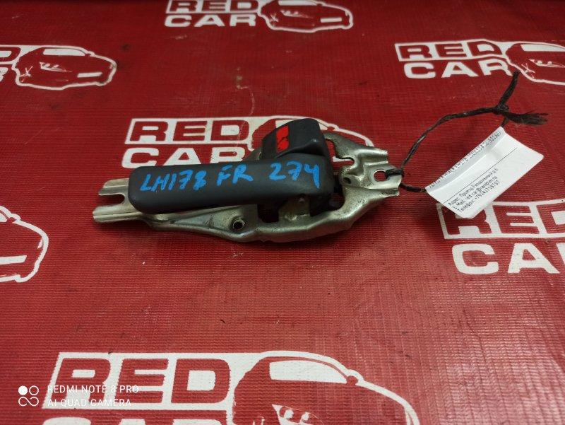 Ручка двери внутренняя Toyota Hiace LH178-1006534 5L-5118674 2001 передняя правая (б/у)