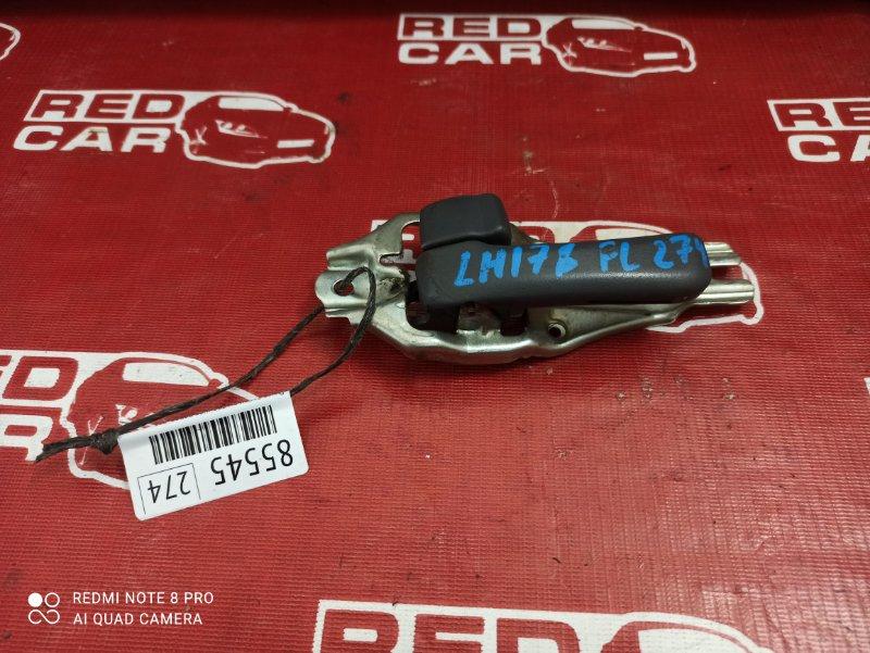 Ручка двери внутренняя Toyota Hiace LH178-1006534 5L-5118674 2001 передняя левая (б/у)