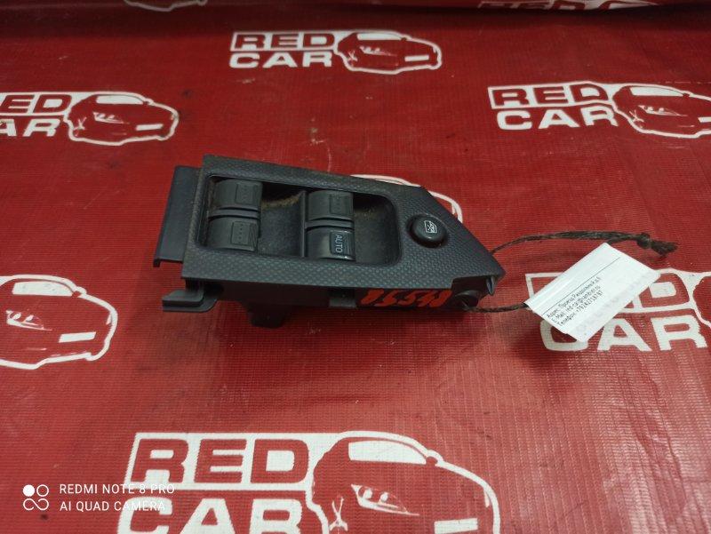 Блок упр. стеклоподьемниками Honda Civic EU1-1026790 D15B-3637907 2001 передний правый (б/у)