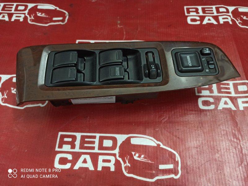 Блок упр. стеклоподьемниками Honda Accord CF7-1103253 F23A-1084193 1999 передний правый (б/у)