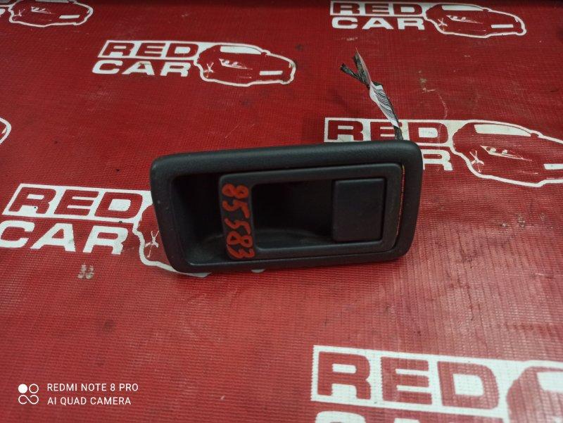 Ручка двери внутренняя Toyota Funcargo NCP20-0368203 2NZ-3552568 2004 задняя (б/у)