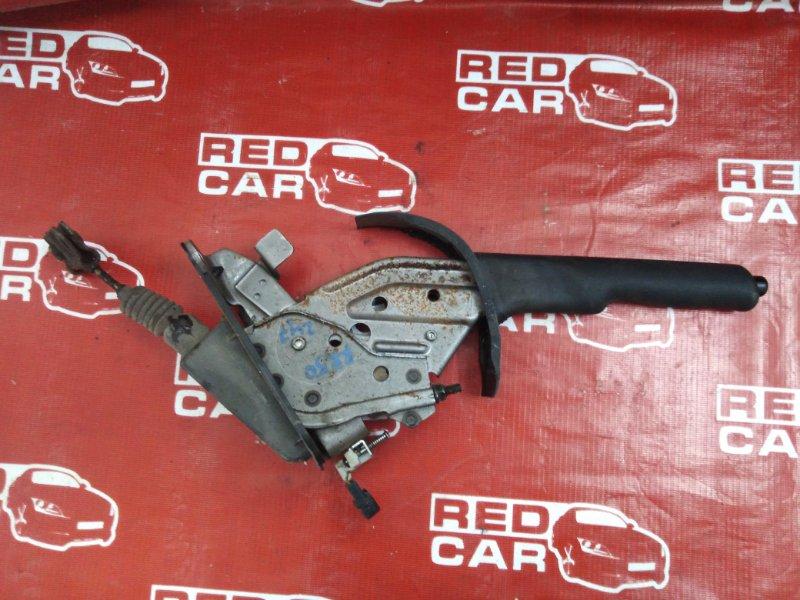 Рычаг ручного тормоза Nissan Terrano PR50-011147 QD32 1997 (б/у)