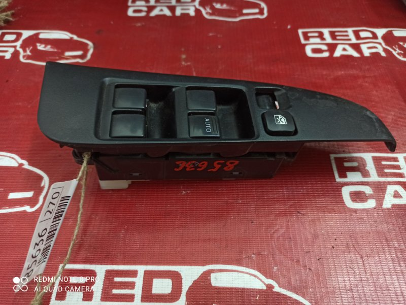 Блок упр. стеклоподьемниками Nissan Bluebird SU14-105853 CD20-752972X 1999 передний правый (б/у)