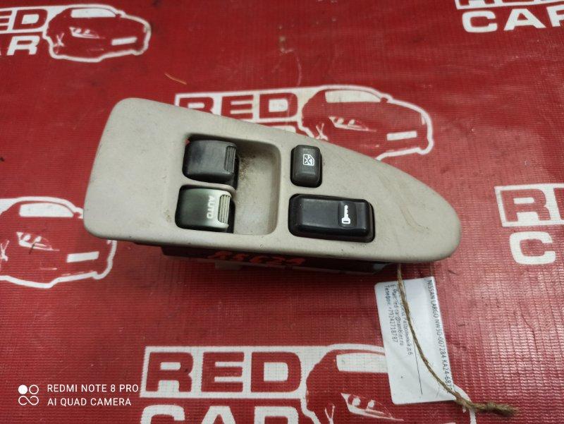 Блок упр. стеклоподьемниками Nissan Largo NW30-007284 KA24-687868W 1994 передний правый (б/у)