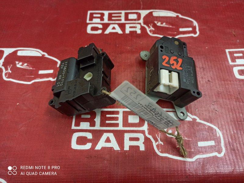 Сервопривод заслонок печки Toyota Sprinter AE110-0062450 5A-C230682 1996 (б/у)