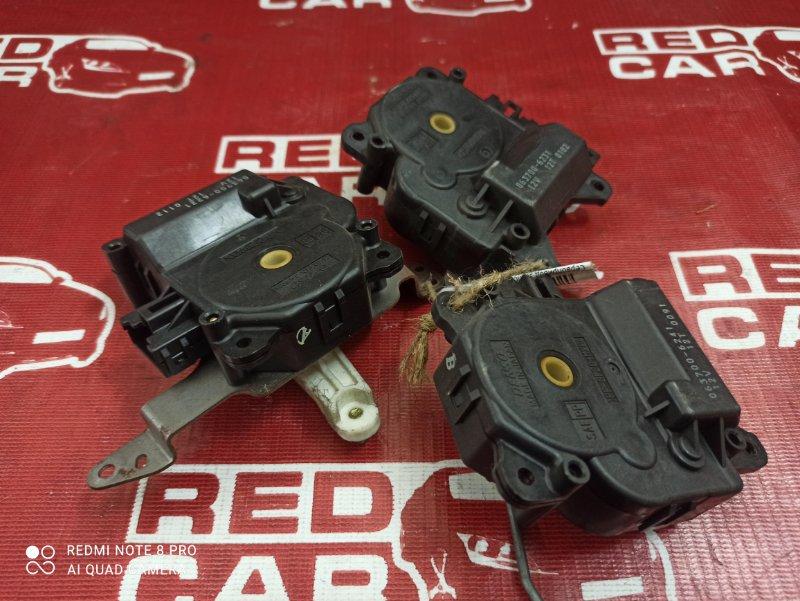 Сервопривод заслонок печки Toyota Caldina ST215-3033802 3S-7642783 1998 (б/у)