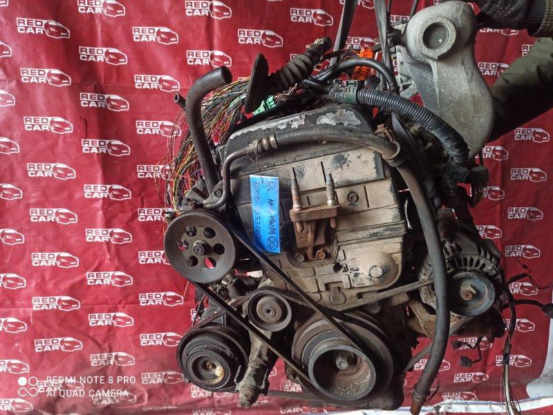 Двигатель Honda Stepwgn RF2 B20B (б/у)