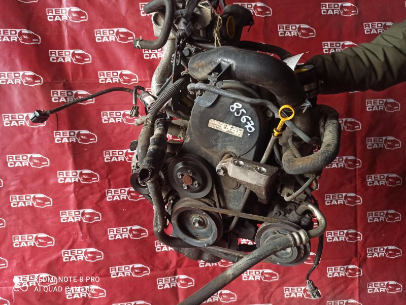 Двигатель Mazda Laputa HP11S-601060 F6A-2624121 1999 (б/у)