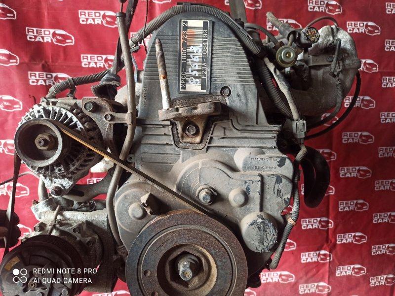 Двигатель Honda Accord CF7-1103253 F23A-1084193 1999 (б/у)