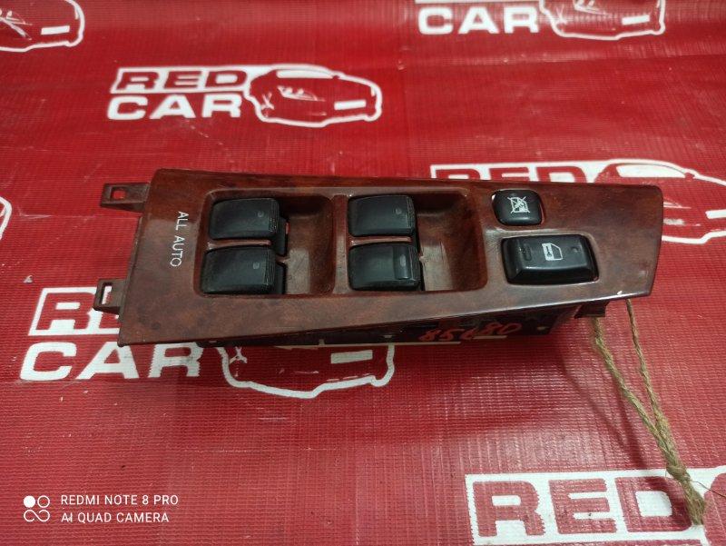 Блок упр. стеклоподьемниками Toyota Corolla Fielder ZZE124 передний правый (б/у)