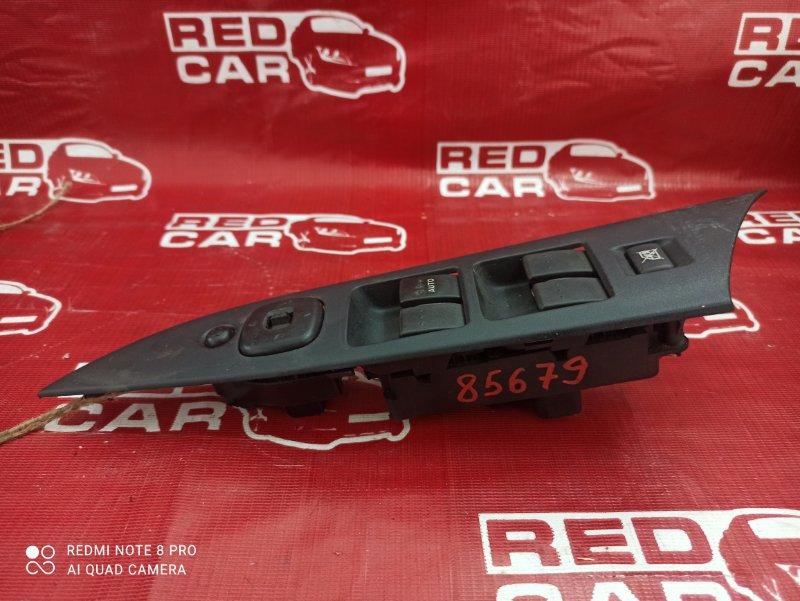 Блок упр. стеклоподьемниками Mazda Axela BK5P-335187 ZY-538044 2000 передний правый (б/у)