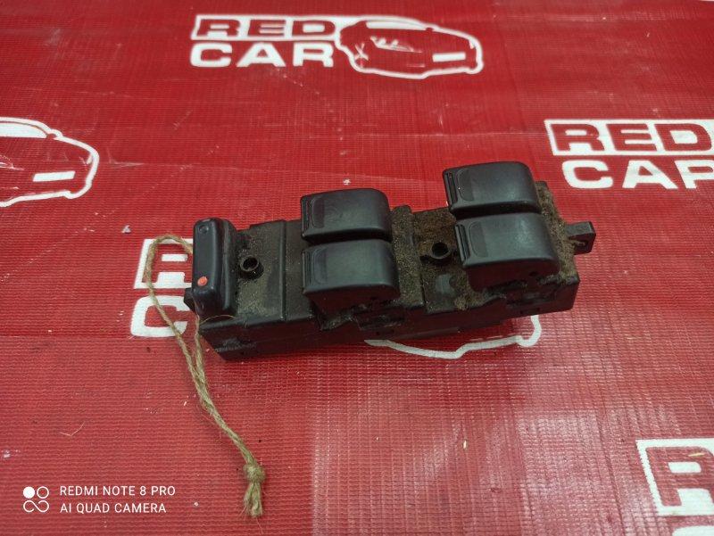 Блок упр. стеклоподьемниками Mazda Laputa HP11S-601060 F6A-2624121 1999 передний правый (б/у)