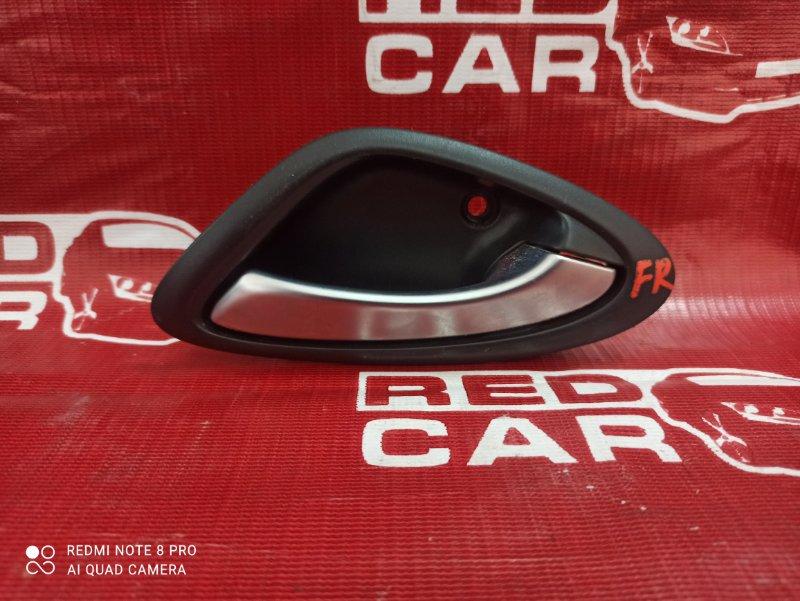 Ручка двери внутренняя Honda Fit GD3-2013834 L15A-1516114 2007 передняя правая (б/у)