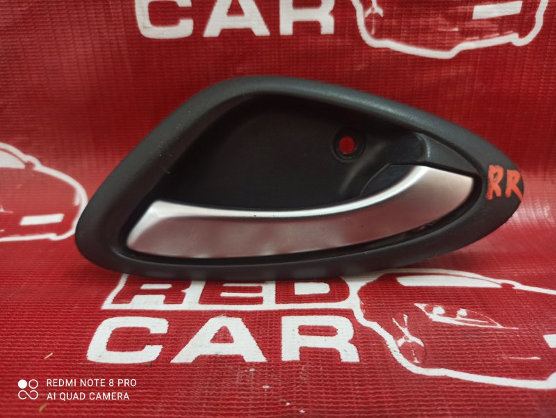 Ручка двери внутренняя Honda Fit GD3-2013834 L15A-1516114 2007 задняя правая (б/у)