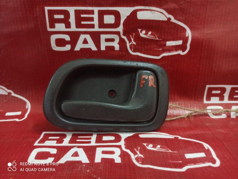 Ручка двери внутренняя Toyota Sprinter AE110-0062450 5A-C230682 1996 передняя правая (б/у)