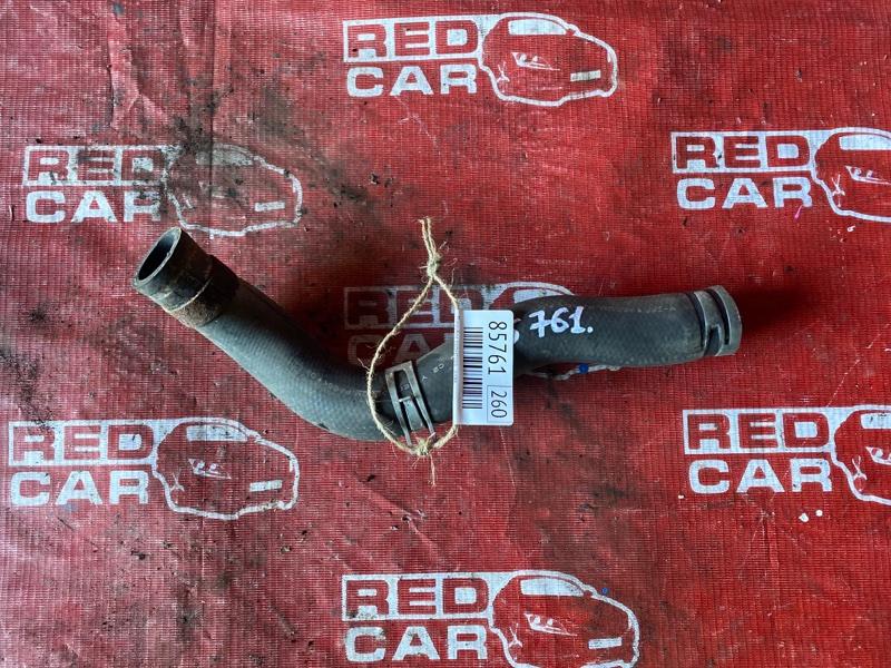 Патрубок радиатора Honda Freed GB4-1006432 L15A-2506442 2009 нижний (б/у)