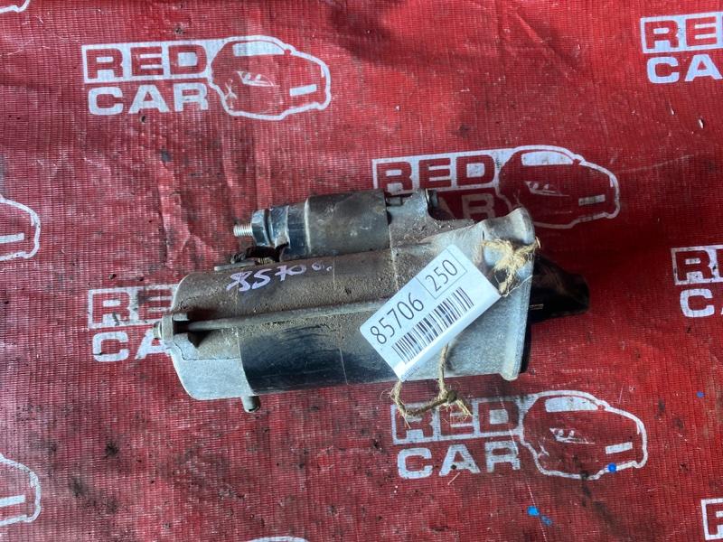 Стартер Toyota Carib AE111-7071013 4A-H371642 1999 (б/у)