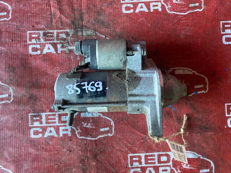 Стартер Toyota Funcargo NCP20-0368203 2NZ-3552568 2004 (б/у)