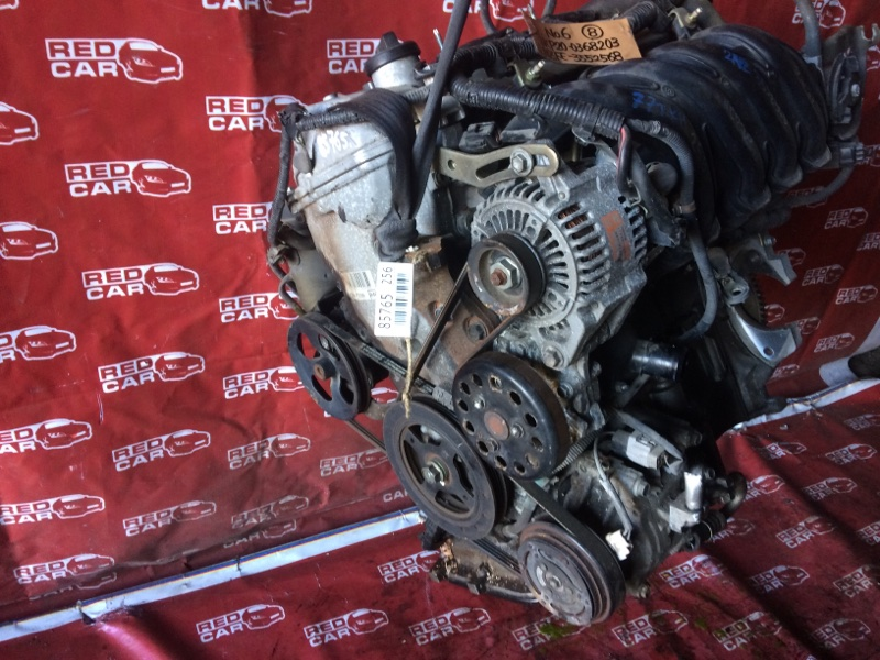 Двигатель Toyota Funcargo NCP20-0368203 2NZ-3552568 2004 (б/у)