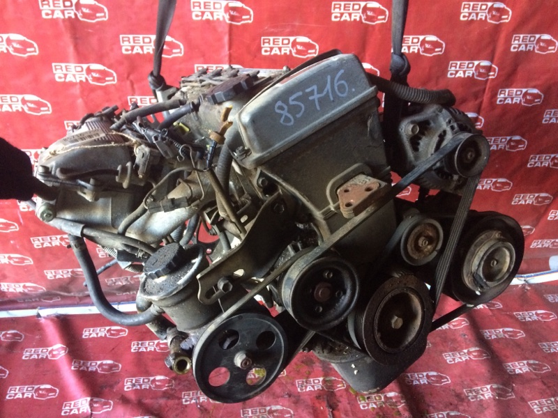 Двигатель Toyota Carib AE111-7071013 4A-H371642 1999 (б/у)