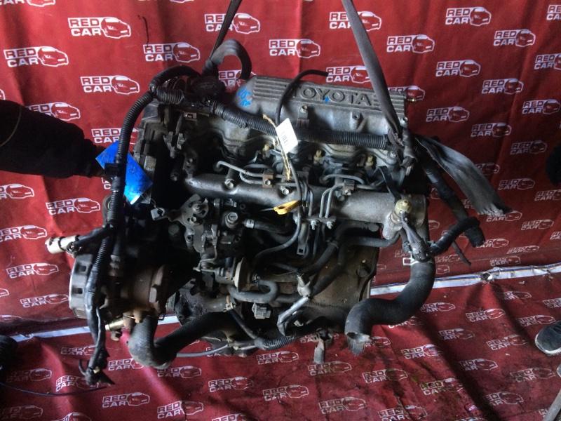 Двигатель Toyota Corona CT170 2C (б/у)