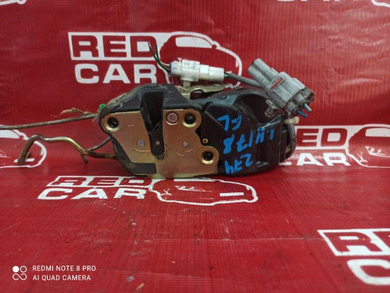 Замок двери Toyota Hiace LH178-1006534 5L-5118674 2001 передний левый (б/у)