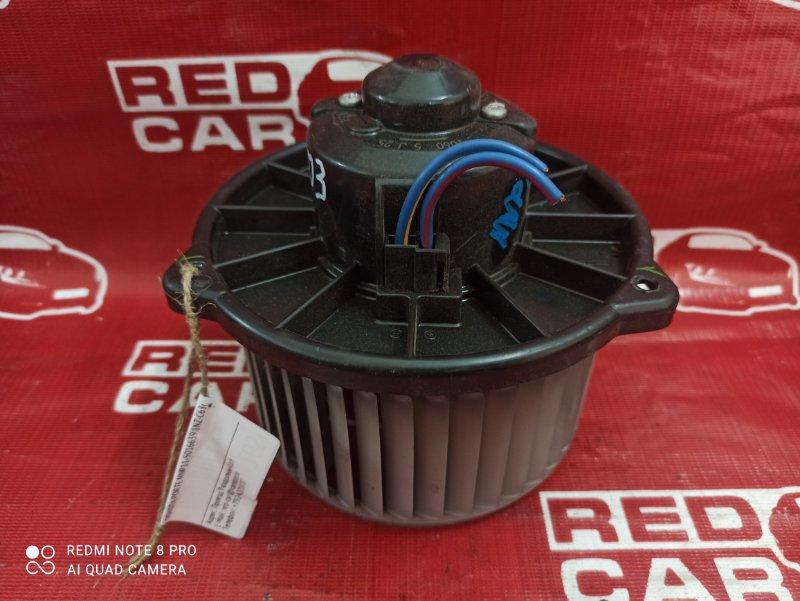 Мотор печки Toyota Porte NNP11-5016639 1NZ-C636436 2007 (б/у)