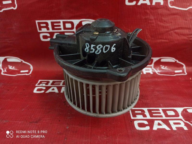 Мотор печки Toyota Carib AE111-7071013 4A-H371642 1999 (б/у)