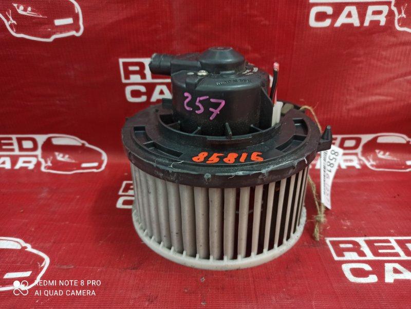 Мотор печки Mazda Axela BK5P-335187 ZY-538044 2000 (б/у)
