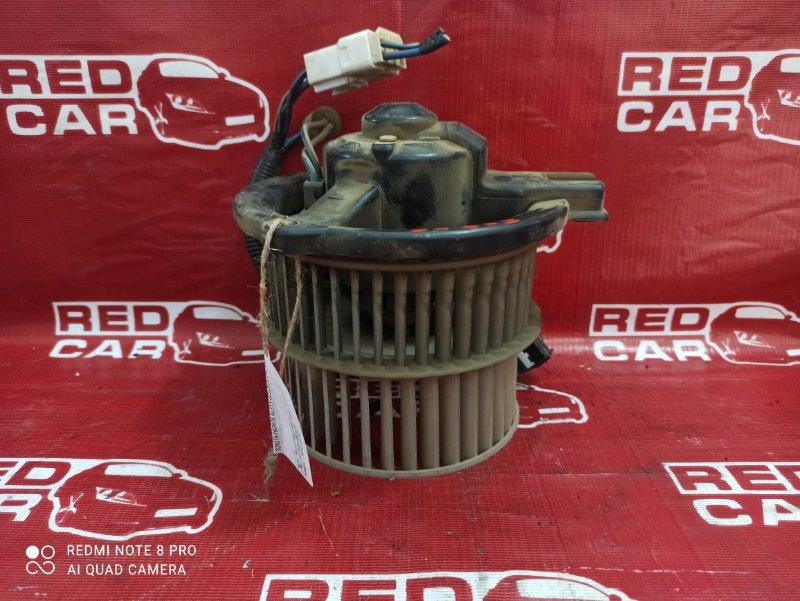 Мотор печки Toyota Probox NCP55-0052818 1NZ-C602722 2007 (б/у)