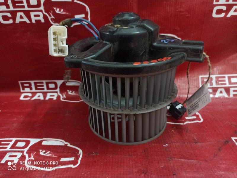 Мотор печки Toyota Funcargo NCP20-0200341 2NZ-1919466 2001 (б/у)