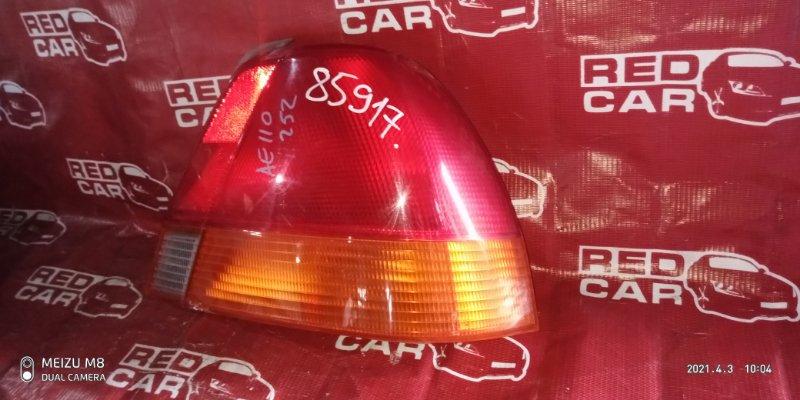 Стоп-сигнал Toyota Sprinter AE110-0062450 5A-C230682 1996 правый (б/у)