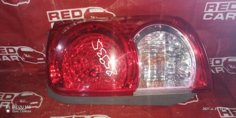 Стоп-сигнал Toyota Corolla Rumion NZE151 правый (б/у)